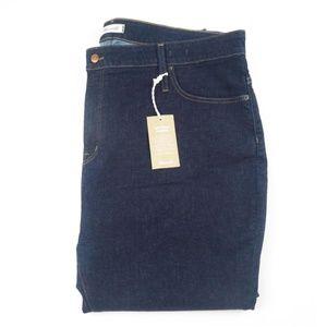 "Madewell Curvy 14"" High Rise Skinny Jeans 45 x 26"
